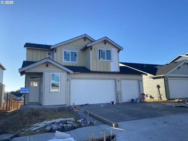 3729 S 40TH Pl, Ridgefield, WA 98642 (MLS #20561009) :: Premiere Property Group LLC