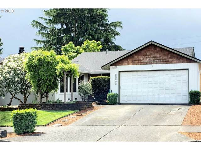 20800 NW Rock Creek Blvd, Portland, OR 97229 (MLS #20561205) :: Piece of PDX Team