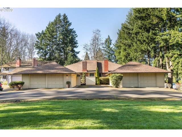 15402 SW Village Ln, Beaverton, OR 97007 (MLS #20561294) :: Fox Real Estate Group