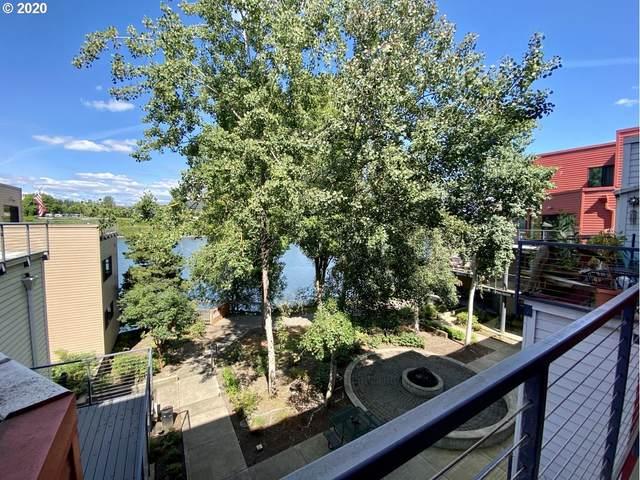 920 NW Naito Pkwy #J20, Portland, OR 97209 (MLS #20562612) :: McKillion Real Estate Group