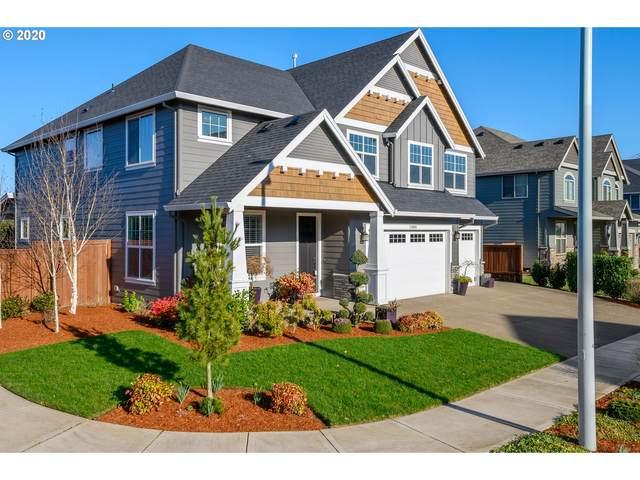 11800 Blanchet Dr, Oregon City, OR 97045 (MLS #20562856) :: Matin Real Estate Group