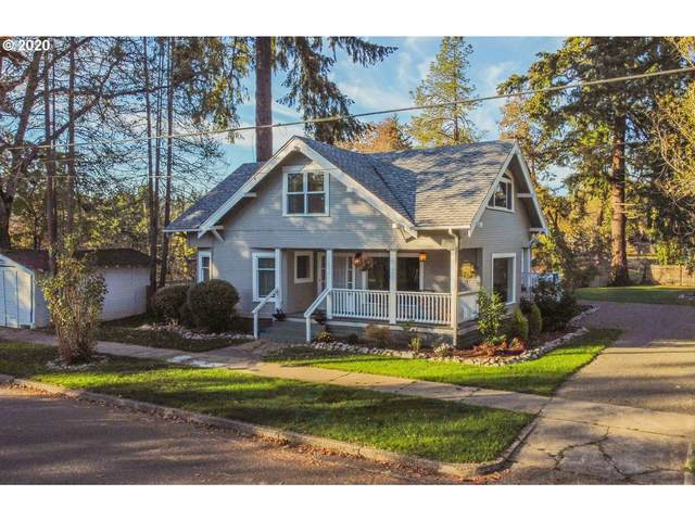 202 Adams Ave, Cottage Grove, OR 97424 (MLS #20562961) :: Townsend Jarvis Group Real Estate