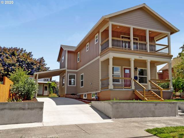 9541 N Willamette Blvd, Portland, OR 97203 (MLS #20563395) :: The Galand Haas Real Estate Team