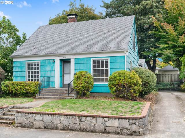6506 SE Cesar E Chavez Blvd, Portland, OR 97202 (MLS #20563582) :: Fox Real Estate Group