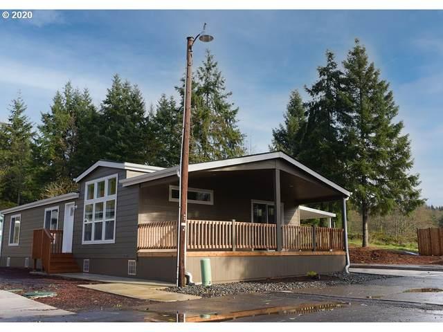 74866 Doan Rd #54, Rainier, OR 97048 (MLS #20563610) :: Duncan Real Estate Group