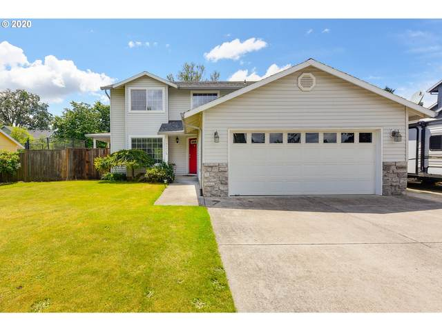 19407 Provisioner Ln, Oregon City, OR 97045 (MLS #20563803) :: The Liu Group