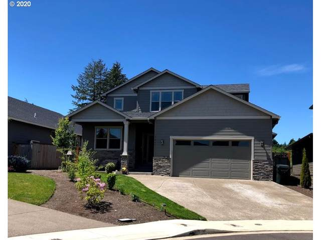 3317 NW Darrin St, Salem, OR 97304 (MLS #20564147) :: Coho Realty