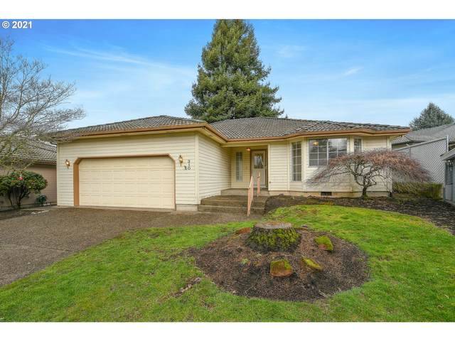 310 NW 95TH Cir, Vancouver, WA 98665 (MLS #20564574) :: Gustavo Group