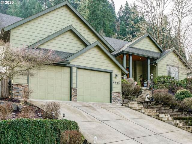 6485 Dogwood St, Springfield, OR 97478 (MLS #20564733) :: Change Realty