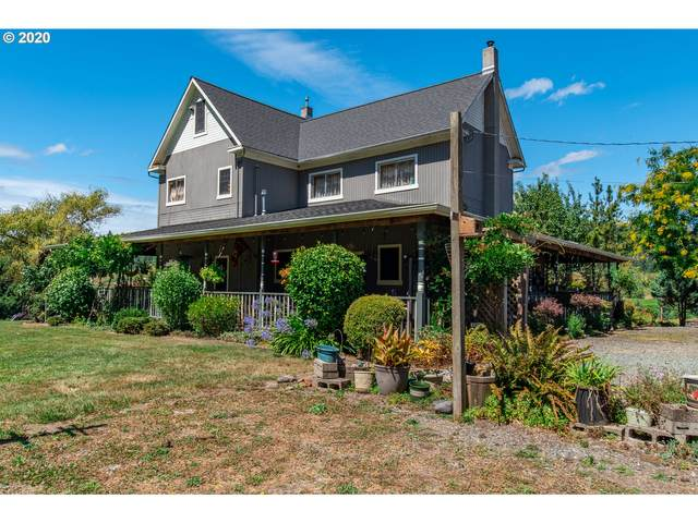56218 Weekly Creek Rd, Myrtle Point, OR 97458 (MLS #20564839) :: Premiere Property Group LLC