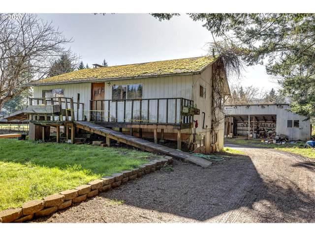 26910 S Benjamin Rd, Estacada, OR 97023 (MLS #20565188) :: McKillion Real Estate Group