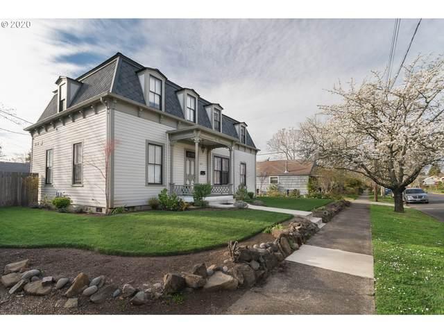 1272 Jackson St, Eugene, OR 97402 (MLS #20565293) :: Lux Properties