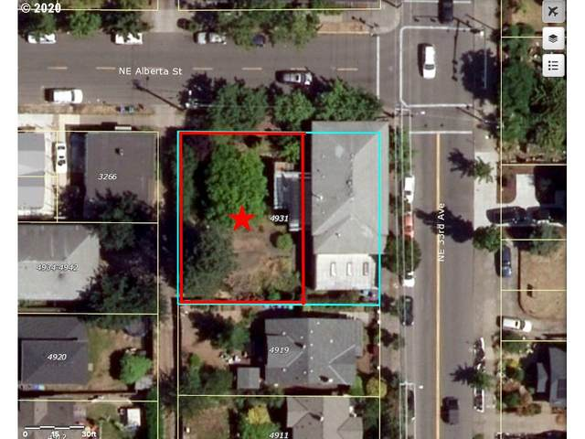 0 NE Alberta Ave, Portland, OR 97211 (MLS #20565879) :: Beach Loop Realty