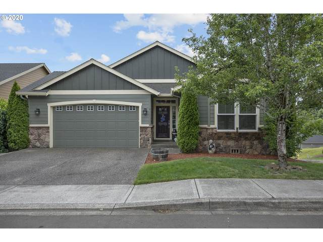612 N U St, Washougal, WA 98671 (MLS #20565895) :: Next Home Realty Connection