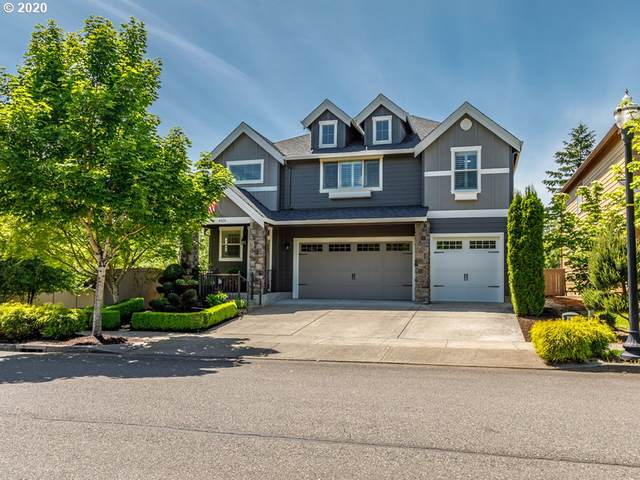4531 NW Fremont St, Camas, WA 98607 (MLS #20565964) :: The Liu Group