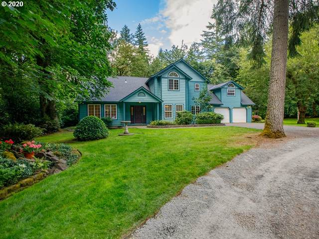 16102 NE Beebe Rd, Battle Ground, WA 98604 (MLS #20566152) :: Lucido Global Portland Vancouver