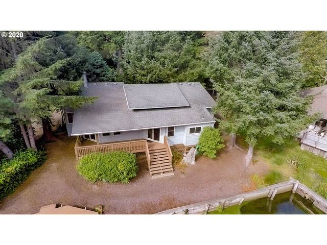 1254 NE West Lagoon Dr, Lincoln City, OR 97367 (MLS #20567461) :: Holdhusen Real Estate Group