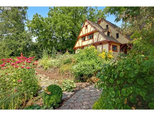4405 SW Warrens Way, Portland, OR 97221 (MLS #20567749) :: Duncan Real Estate Group
