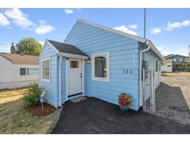753 SE 139TH Ave, Portland, OR 97233 (MLS #20567917) :: Next Home Realty Connection