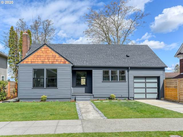 1025 N Webster St, Portland, OR 97217 (MLS #20567978) :: Change Realty