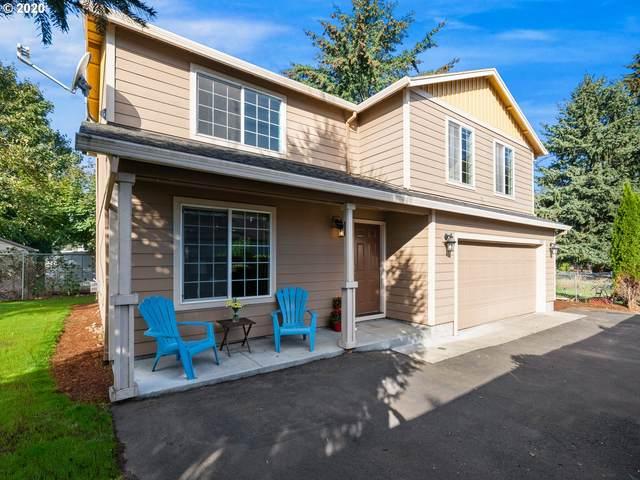 3725 SE 132ND Ave, Portland, OR 97236 (MLS #20567999) :: Stellar Realty Northwest