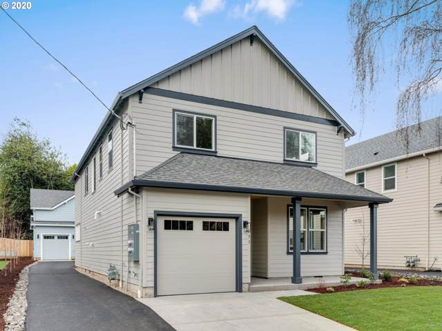 133 SE 55TH Ave, Portland, OR 97215 (MLS #20568766) :: Homehelper Consultants