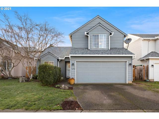 2349 SW 214TH Pl, Beaverton, OR 97003 (MLS #20569097) :: Beach Loop Realty