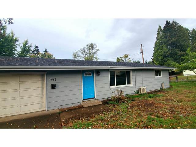 732 Taylor Ave, Cottage Grove, OR 97424 (MLS #20569454) :: Duncan Real Estate Group