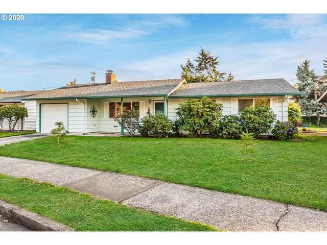 17020 SE Market St, Portland, OR 97233 (MLS #20569971) :: Fox Real Estate Group