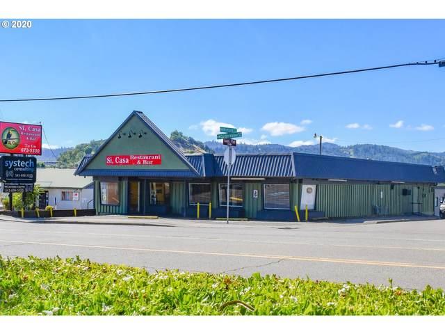 227 NW Garden Valley Blvd, Roseburg, OR 97470 (MLS #20570285) :: The Liu Group