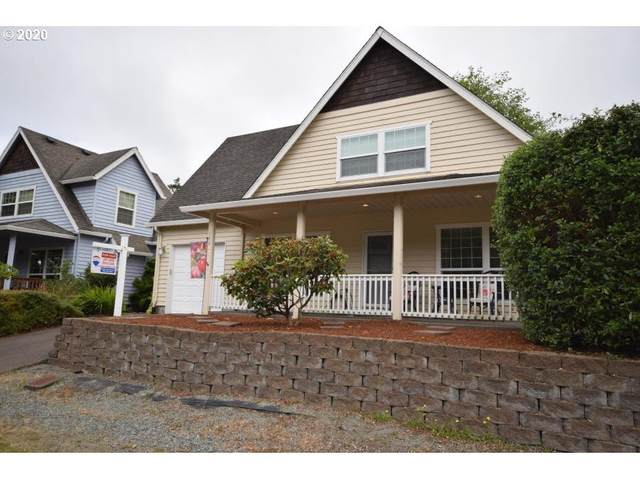 170 S Palisade St, Rockaway Beach, OR 97136 (MLS #20570325) :: McKillion Real Estate Group