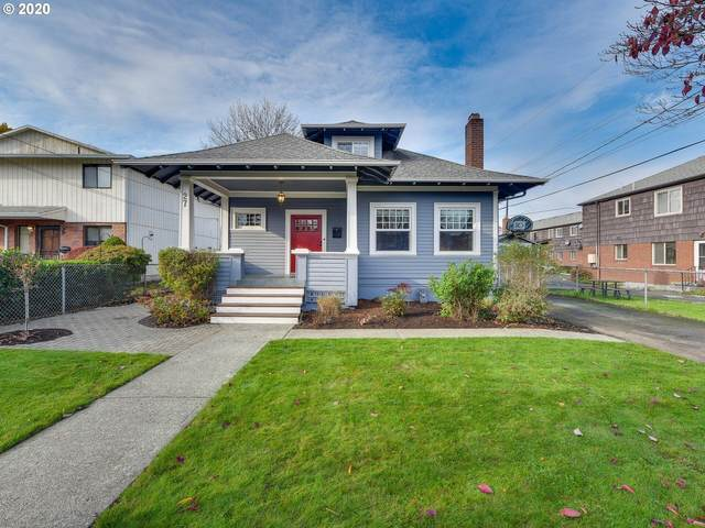 27 SE 53RD Ave, Portland, OR 97215 (MLS #20571357) :: Premiere Property Group LLC