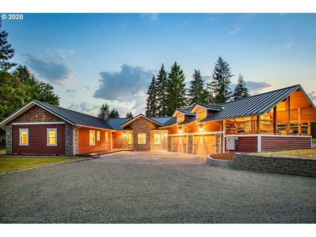 40018 NE Christensen Rd, La Center, WA 98629 (MLS #20571563) :: Premiere Property Group LLC