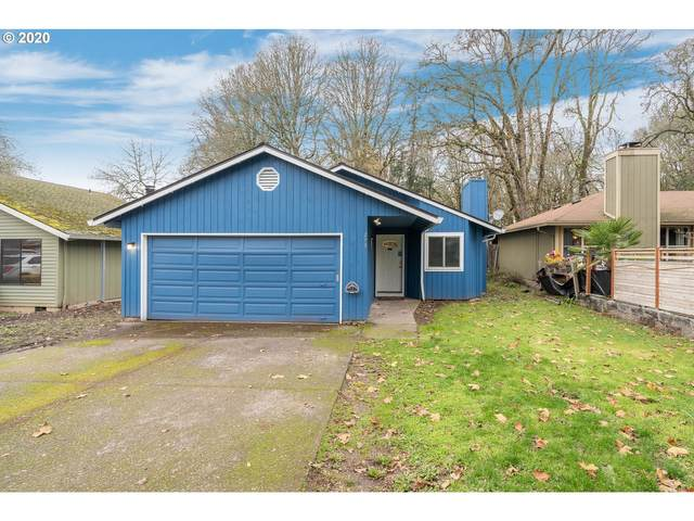 279 NE Park Pl, Hillsboro, OR 97124 (MLS #20571693) :: Premiere Property Group LLC