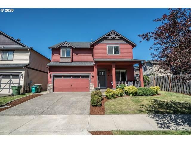 539 S Corinne Dr, Newberg, OR 97132 (MLS #20571950) :: Townsend Jarvis Group Real Estate