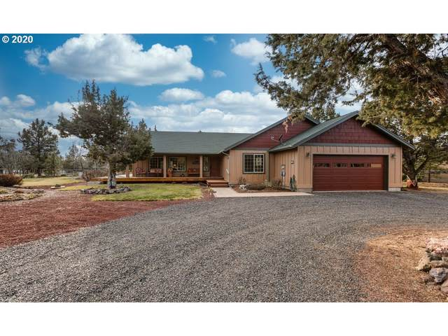 8366 SW Pumice Ct, Terrebonne, OR 97760 (MLS #20572235) :: Fox Real Estate Group