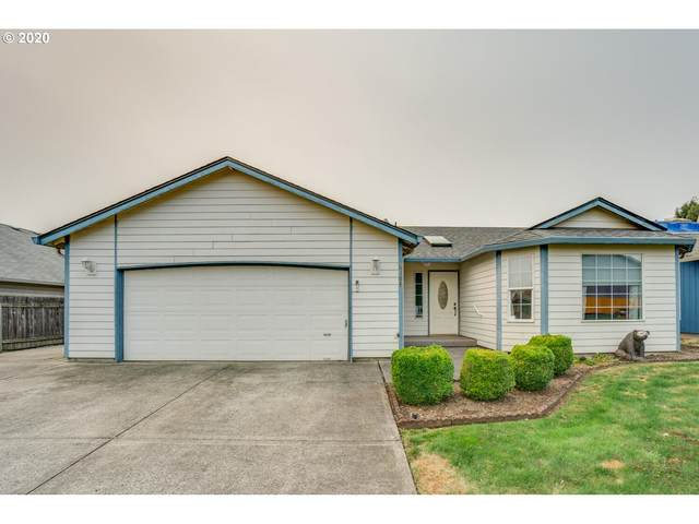 9106 NE 92ND Ave, Vancouver, WA 98662 (MLS #20572446) :: Next Home Realty Connection