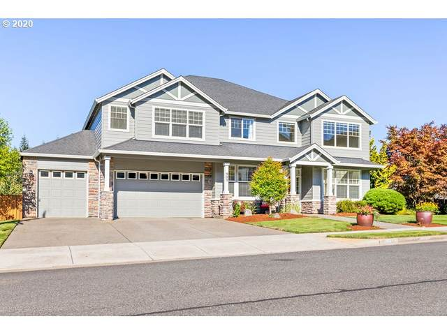 903 NW 43RD Ave, Camas, WA 98607 (MLS #20572603) :: Townsend Jarvis Group Real Estate