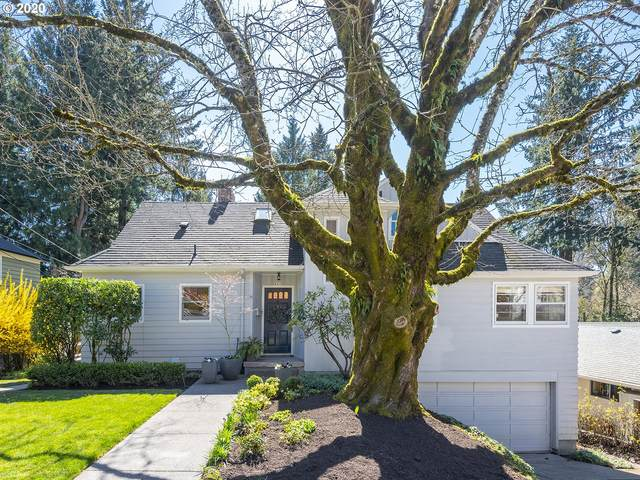 6480 SW Burlingame Pl, Portland, OR 97239 (MLS #20572788) :: The Liu Group