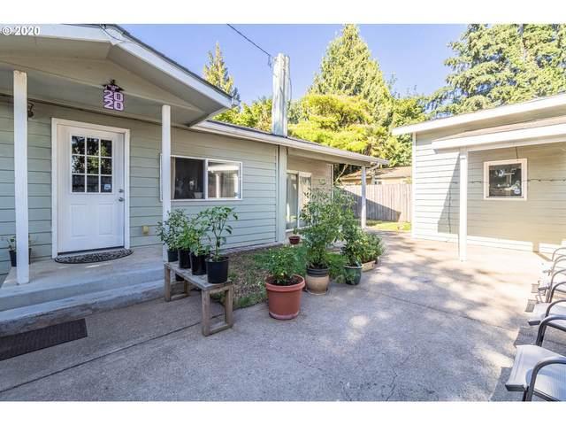 1279 Taney St, Eugene, OR 97402 (MLS #20572956) :: Brantley Christianson Real Estate