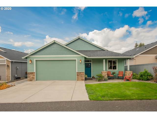 2605 NE 50TH Cir, Vancouver, WA 98663 (MLS #20572982) :: Next Home Realty Connection