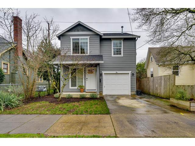 4908 SE 66TH Ave, Portland, OR 97206 (MLS #20573484) :: McKillion Real Estate Group