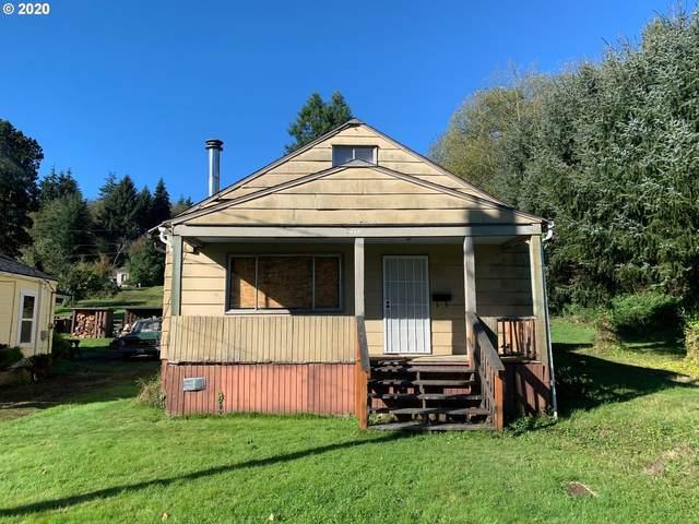 910 Ballentine St, Raymond, WA 98577 (MLS #20574258) :: Holdhusen Real Estate Group