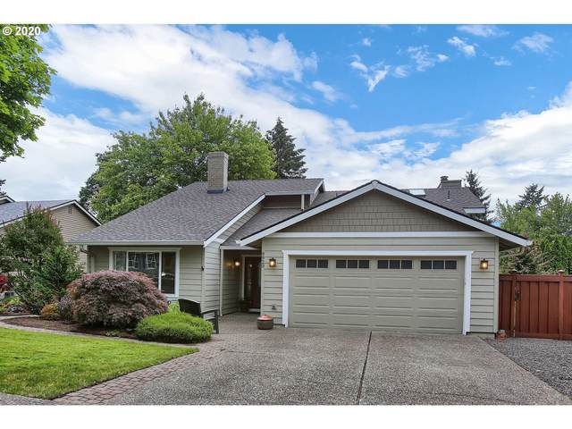 9920 SW Buckskin Ter, Beaverton, OR 97008 (MLS #20574560) :: Next Home Realty Connection