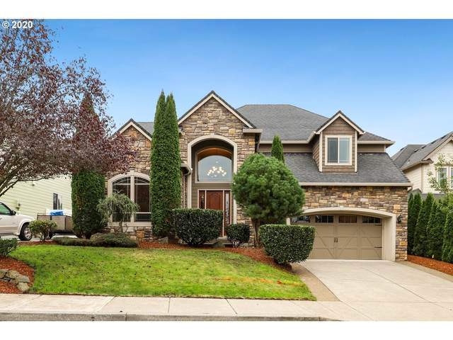 3734 Forest View Dr, Washougal, WA 98671 (MLS #20574980) :: Song Real Estate