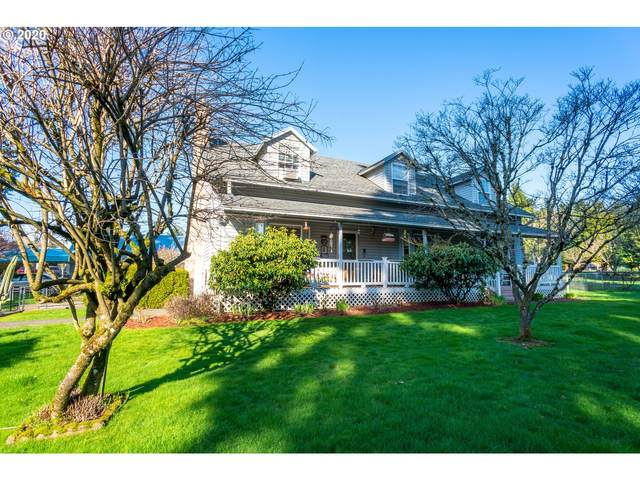 5500 SE 139TH Ave, Portland, OR 97236 (MLS #20575529) :: Townsend Jarvis Group Real Estate