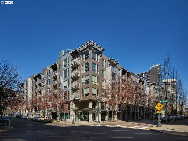 1125 NW 9TH Ave #520, Portland, OR 97209 (MLS #20576459) :: Beach Loop Realty