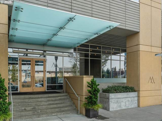 836 S Curry St #1208, Portland, OR 97239 (MLS #20577104) :: Song Real Estate