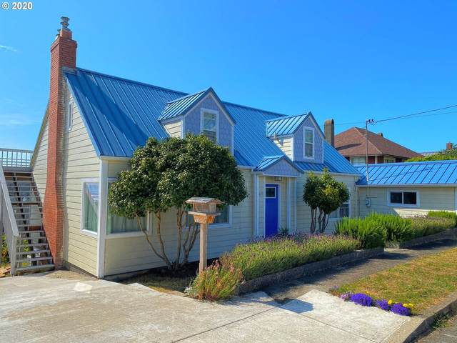 435 NW High St, Newport, OR 97365 (MLS #20577170) :: Beach Loop Realty