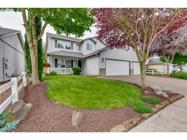 878 Meadowlawn Pl, Molalla, OR 97038 (MLS #20577201) :: Next Home Realty Connection